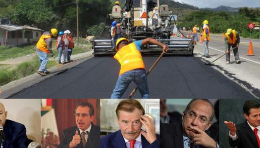 La perversa estrategia de Salinas a EPN: construir carreteras según los votos de la gente