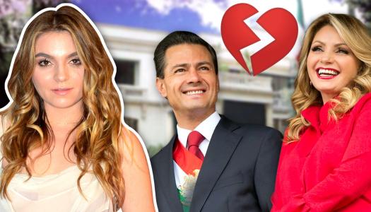 """Hija de la """"Gaviota"""" critica a EPN tras oficializar divorcio con su madre"""