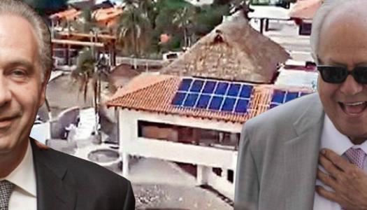 Collado tiene millonaria mansión en Acapulco; vecinos aseguran que es de Deschamps