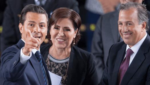 Meade, Rosario Robles y los millones desaparecidos en Sedesol