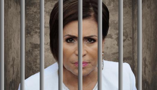 Los significados del encarcelamiento de Rosario Robles