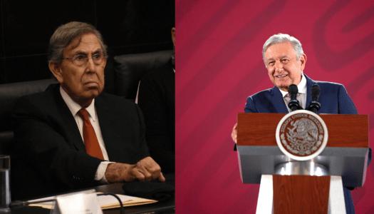 Cuauhtémoc Cárdenas pide no adjudicar el cambio en el país a AMLO