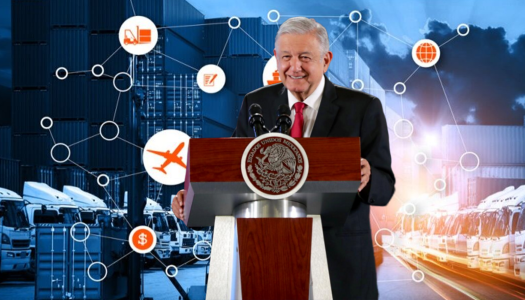 Con AMLO, México logra superávit comercial de 775 millones de dólares