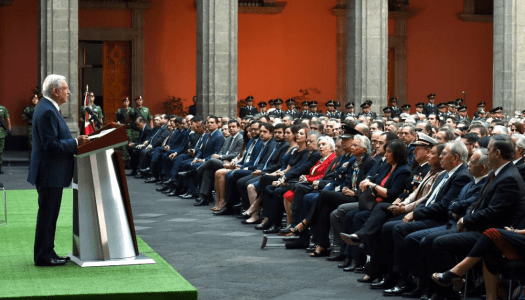 El informe de AMLO, un informe distinto: centrado en la gente