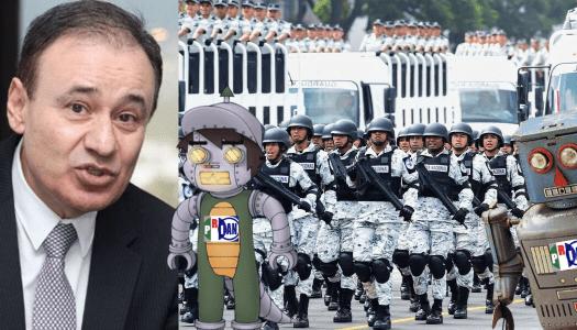 500 mil bots han sido usados para atacar a la Guardia Nacional: Durazo