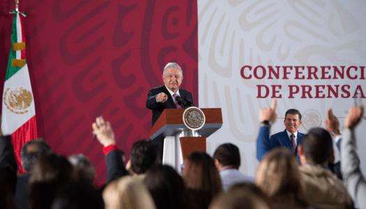 Conferencia de prensa mañanera de AMLO (30/10/2019) | En vivo
