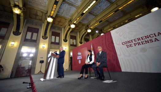 Conferencia de prensa mañanera de AMLO (23/10/2019) | En vivo