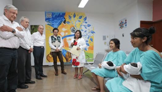 Así será el Insabi, el nuevo sistema de salud de AMLO