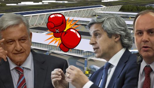 Golpe de AMLO a Claudio X. González y Coparmex; juez quitará suspensiones a Santa Lucía