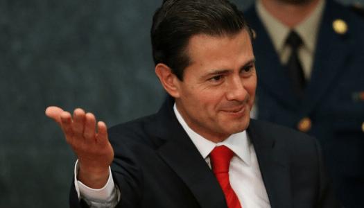 """Peña Nieto utilizó la """"seguridad nacional"""" para desviar 544 millones"""