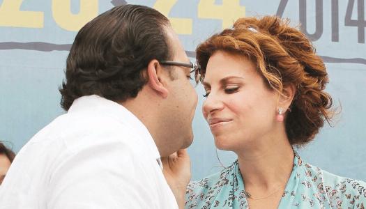 Se acabó la abundancia: detienen a Karime Macías, la esposa de Duarte