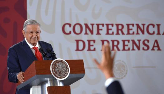Conferencia de prensa mañanera de AMLO (26/11/2019) | En vivo
