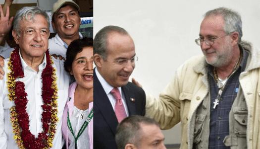 """Javier Sicilia amenaza: """"o resuelve"""" AMLO la violencia o le """"paramos el país"""""""
