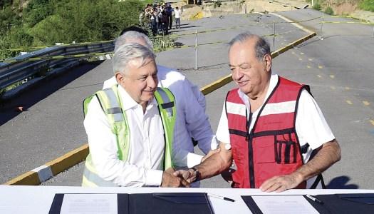 AMLO prepara un ambicioso Plan de Infraestructura con 62 obras
