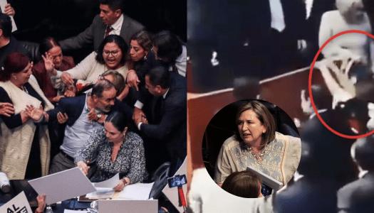Gustavo Madero y Xóchitl Gálvez, los porros del PAN en el Senado