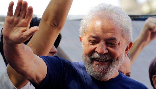Juez ordena liberación de Lula; el pueblo brasileño estalla de felicidad