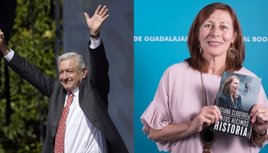 AMLO rompió el molde de los políticos tradicionales: Tatiana Clouthier
