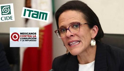 Magaloni, la candidata de Claudio X. y el CIDE que no llegó a la Corte