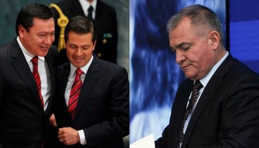 Gobierno de AMLO detecta desvío de EPN a García Luna por 2 mil mdp