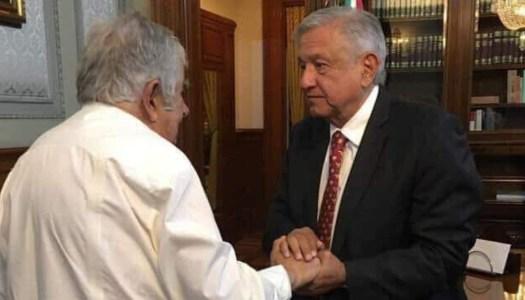 Mujica sobre AMLO: me identifiqué con él por su manera de ser