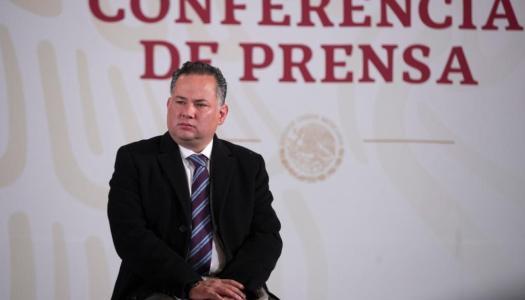 Santiago Nieto ha congelado más de 4 mil 600 cuentas por fraude