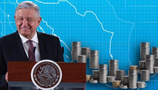Con AMLO, Riesgo País de México baja a niveles de 2014