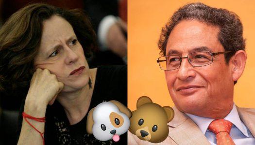 Dresser hace el oso culpando a la 4T del caso Aguayo; él la desmiente
