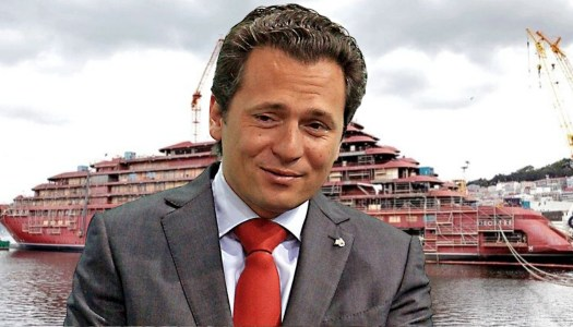 Lozoya compró astillero chatarra en España a 50 millones de euros