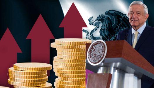 Mayoría de los mexicanos ven bien la economía con AMLO: Parametría