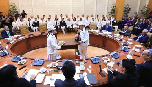 ¡Se acabó el dedazo! Delegados del IMSS fueron elegidos por examen y sorteo