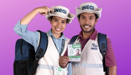 ¿Te gustaría trabajar en el INEGI? hay vacantes para ti en el Censo 2020