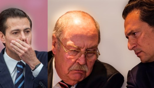 """Tiembla EPN: """"Lozoya no se mandaba solo"""", revela Coello Trejo"""