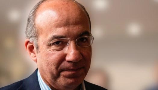 No regreses Felipe Calderón