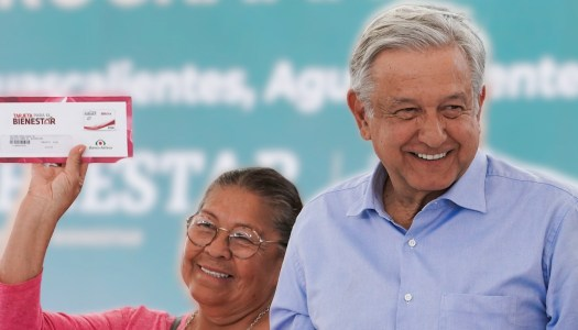 AMLO entregará pensión adelantada a 8 millones de adultos mayores por coronavirus