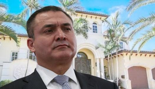 García Luna usó casa en Florida para triangular 4 millones de dólares