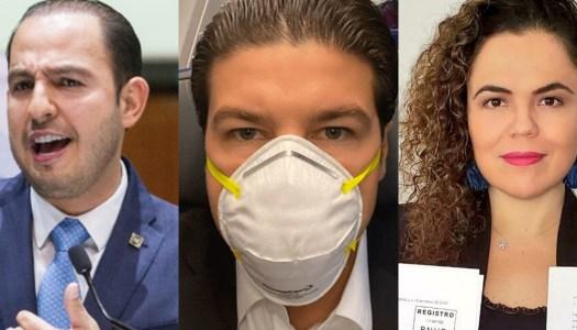Opositores a AMLO: miserables carroñeros de la crisis del coronavirus