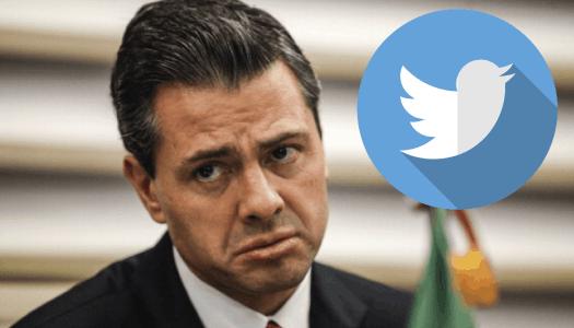 Peña Nieto, el político con más seguidores en Twitter… ¡comprados!