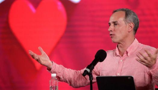 López-Gatell les pone regañada a gobernantes autoritarios