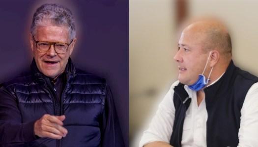 """Sergio Sarmiento llama """"pequeño dictador"""" a Enrique Alfaro"""