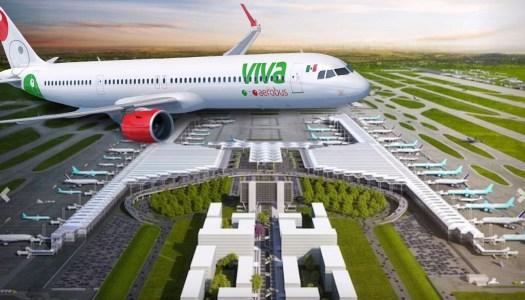 Viva Aerobús volará a Santa Lucía desde el primer día de operaciones