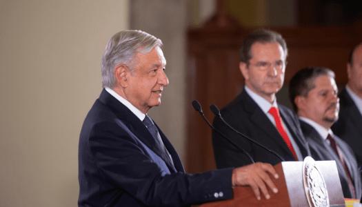 Conferencia de prensa mañanera de AMLO (18/05/2020) | En vivo