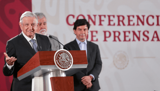Conferencia de prensa mañanera de AMLO (15/05/2020) | En vivo
