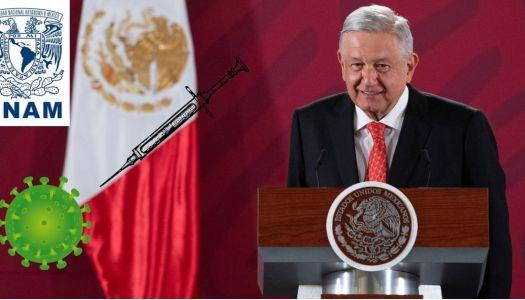 México participa en investigaciones para encontrar vacuna del coronavirus
