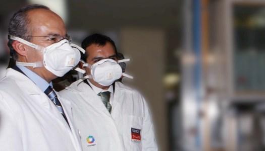 Calderón maquilló cifras de infectados y muertos por influenza H1N1