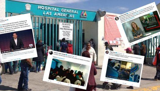 Ecatepec y la desvergüenza de la oposición y los medios carroñeros