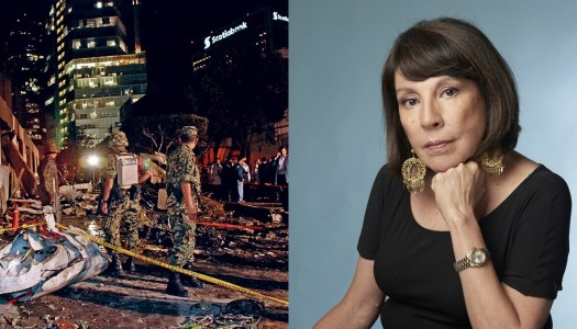 En avionazo, murieron dos testigos del nexo entre García Luna y el narco: Olga Wornat