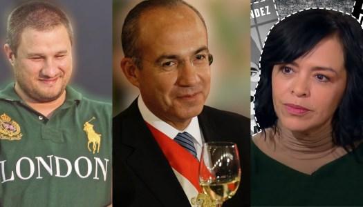 """Calderón se reunía con narcos; """"La Barbie"""" se lo confesó a Anabel Hernández"""