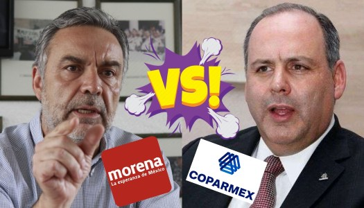 Morena propone que el INEGI mida riqueza y la Coparmex estalla