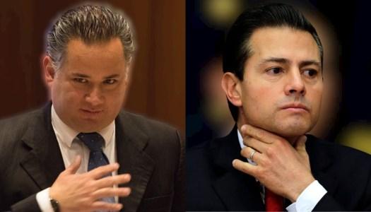 """Santiago Nieto va por EPN: """"gobierno de AMLO no es tapadera de nadie"""""""