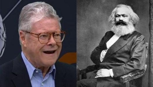 Sergio Sarmiento dice que Marx mató a millones y la gente se lo acaba